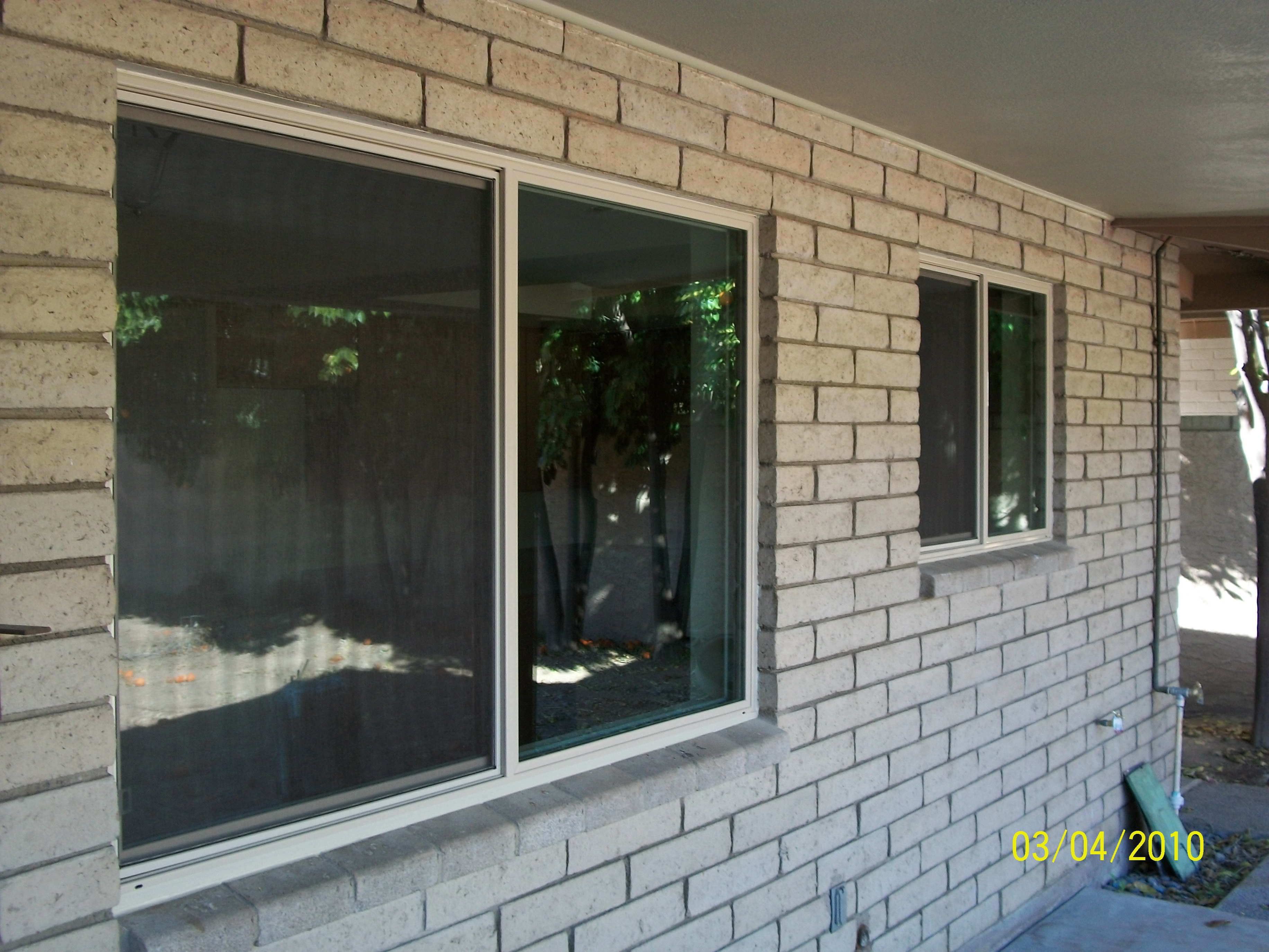 2748 #7D694E Arizona's Best Windows. Quality Replacement Windows & Doors picture/photo Best Quality Doors 39593664